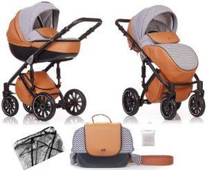 Na co zwrócić uwagę wybierając wózek dziecięcy?