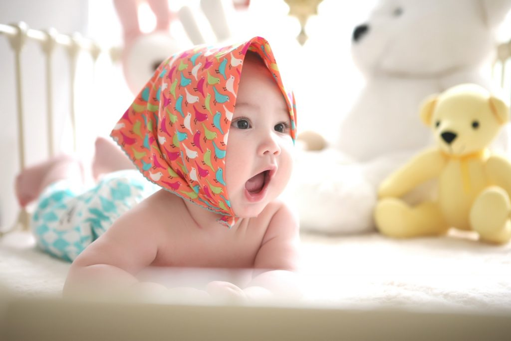 materac dla dziecka