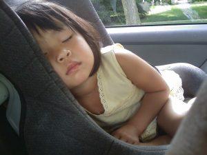 Podróżuj z dzieckiem samochodem bezpiecznie