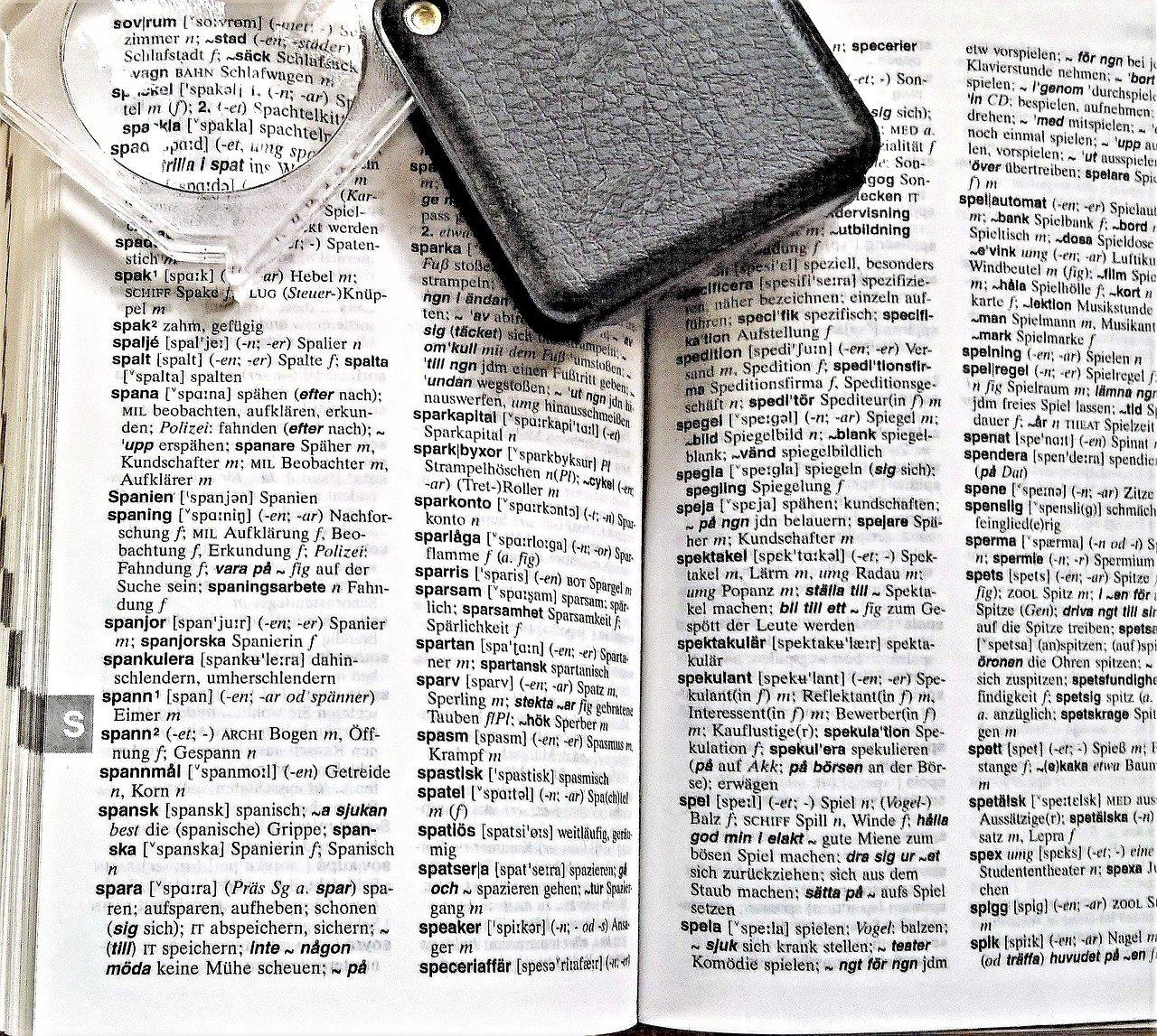 Biuro tłumaczeń: jakie tłumaczenia można uzyskać?