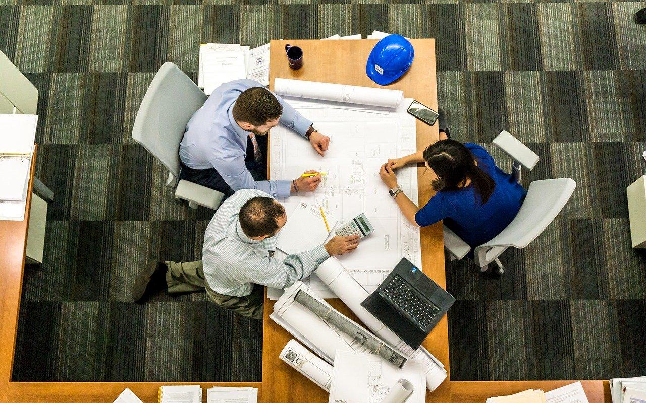 Przytulne i funkcjonalne biuro